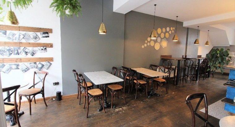 Contemporary restaurant & beer garden in Stoke Newington