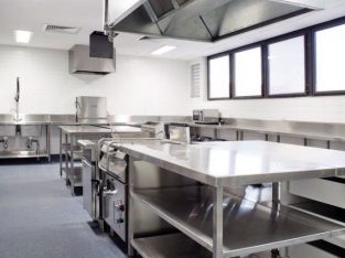 Unique Opportunity – Commercial kitchen space and community