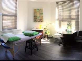 For Rent Therapy Room in Holistic Clinic