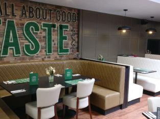 Full Refurb Restaurant, Huge Potential, PLUS Bar Food Sales from our bar too
