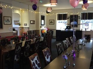 Restaurant to let, Fully furnished with fully equipped kitchen