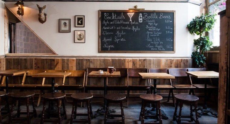 To Rent Pub Kitchen in Shoreidtch / City