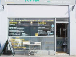 Outstanding Juice And Smoothie Bar In Leamington Spa For Sale