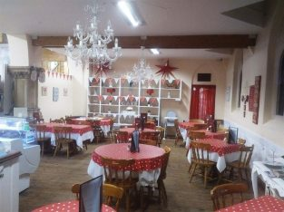 For Sale Delightful Tea Room – Colchester, Essex