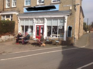 For Sale Beautiful Village Tea Room & Shop & Apartment