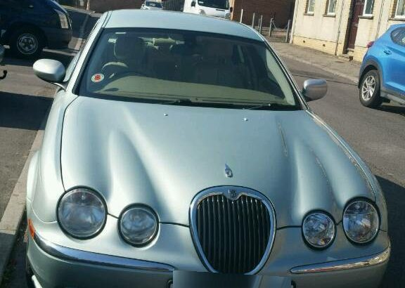 2003 2.4 s type jaguar