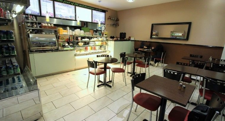 Running restaurant on main high road, Fully equipped