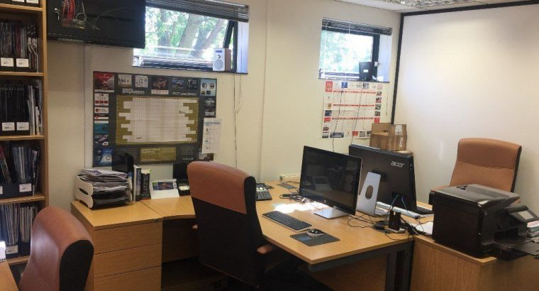 Excellent Location, Fully Managed / Serviced Office Space to rent