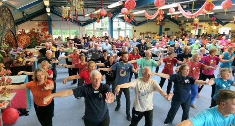 Free Open house session – Taoist Tai Chi taster session