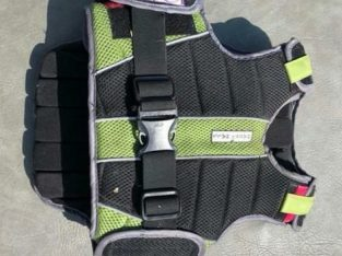 £12 Childs body protector