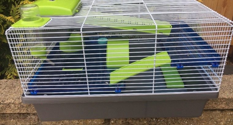 Hamster Cage – New