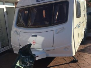 2007 2 BERTH COACHMAN AMARA, MOTORMOVER + 2 AWNINGS IN EXCELLENT CONDITION