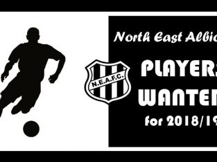 Sunday league Football team recruiting players