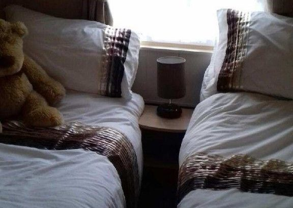 2 bedrooms Luxury 2009 caravan