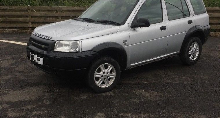 QUICK SALE SWIFT CHALLENGER AND FREELANDER READY FOR HOLIDAYS