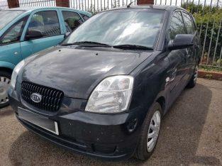 2006 Kia Picanto 1.1 LX, Power Steering, Low Insurance, Low Tax, Me Mot