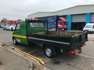 For sale Mercedes-Benz Sprinter 311 TIPPER DOUBLE CAB
