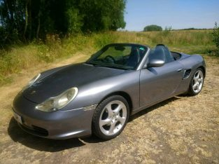 Amazing Condition 2003 Porsche Boxster 2.7
