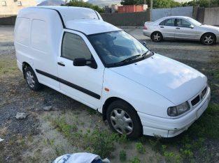 Good condition Seat Inca van