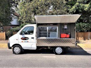 READY TO GO 2005 Suzuki Carry JIFFY CATERING VAN + NO VAT