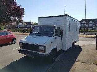 Diesel Catering Van Kingston