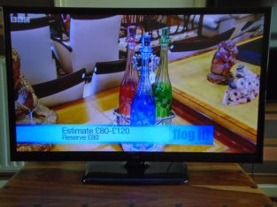 50inch LG FULL HD 1080p TV,USB MEDIA PORT,FREEVIEW,FREE DELIVERY IN CENTRAL GLASGOW
