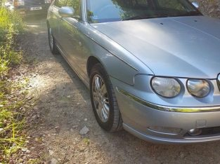 Fully loaded Rover 75