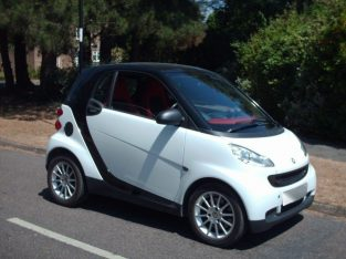 2009 AUTOMATIC SMART PASSION,1LITRE,58 PLATE