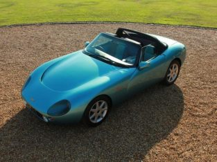 TVR GRIFFITH 500 1996