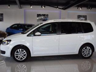 Volkswagen Touran 1.6 TDI 2014 BlueMotion Tech SE DSG 5dr