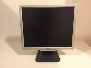 Acer Monitor 17 inch