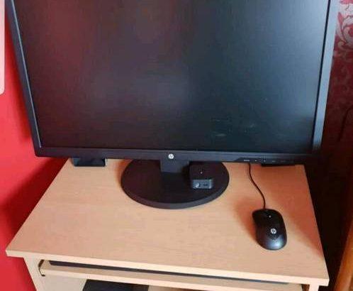 All Excellent Working Order Hp slimline desktop with workstation