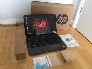 Powerful HP GAMING LAPTOP / ULTRA BOOK / NVIDIA GPU / 256GB SSD / 4 CPU'S / 8GB RAM