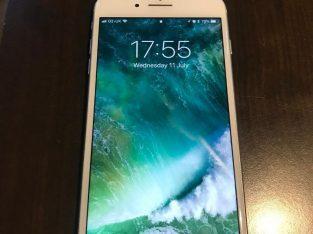 White Apple IPhone 8 Plus, excellent condition