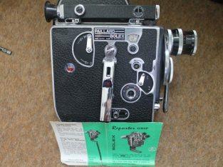 For sale Vintage camera, cine camera and tripods