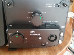 Free Boots p140 dual cine projector
