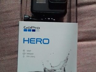 Unopened go pro hero 2018 edition Brand New