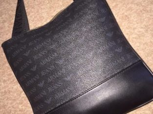 Like new Armani Jeans pouch