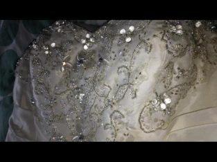Pretty design Wedding dress
