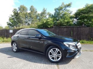 Automatic Mercedes Gla220 Cdi 4matic SE