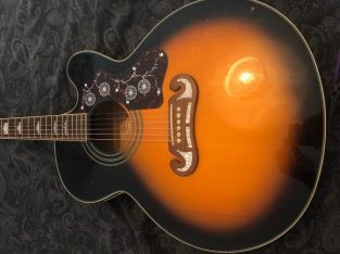 Lovely looking Epiphone electro Acoustic Guitar