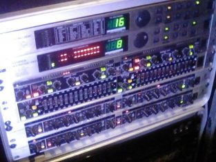 Perfect working condition Compressors DSP and more