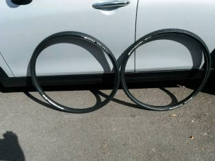 FOR SALE SCHWALBE RAPID ROB TYRES