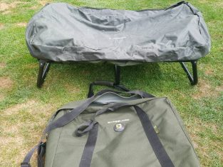 Mint condition Avid carp cradle carp safe