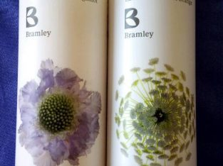 Bramley Bubble Bath and Body Lotion NEW