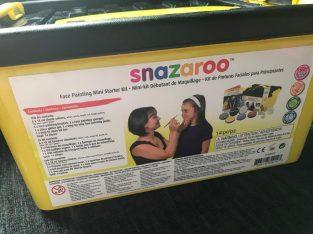 Brand new Face painting kit Snazaroo