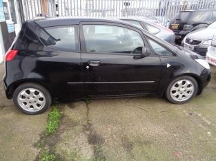 Breaking all parts Mitsubishi Colt 2006