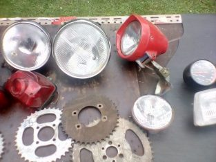 Cheap Motorbike Lights and Things