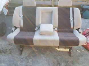 Used Double seat