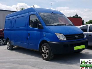 BREAKING PARTS 2007 Ldv Maxus 2.5